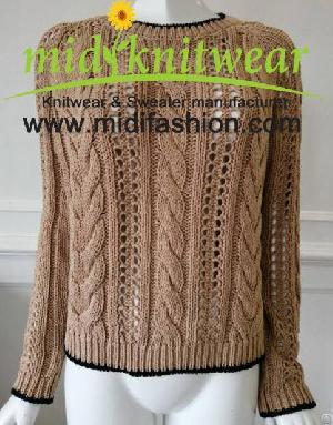 sweater factory knitwear supplier