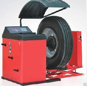tire changer machine wheel balancer 3d aligner car lifting parking lift garage equipment