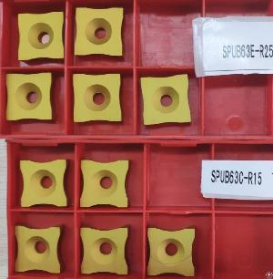 t spub 63 4 sided scarfing inserts titanium nitrade coating 63e