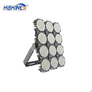 Hishine High Mast Led Light 1300w Waterproof Ip67 For Led Outdoor Football Stadium