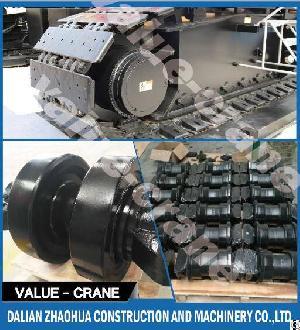 ck1100g track roller ck850g crawler crane