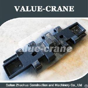 crawler crane hitachi kh300 2 kh500 track shoe undercarriage