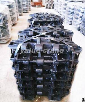 crawler crane hitachi pd7 track roller plate dalian zhaohua