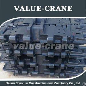 crawler crane sumitomo ls238rh3 track pad shoe supplier