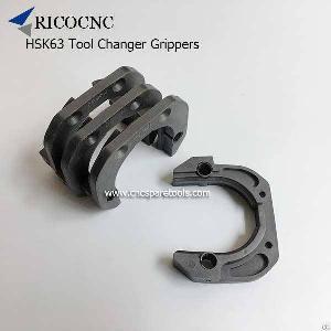 hsk63 tool cradles plastic hsk forks atc grippers