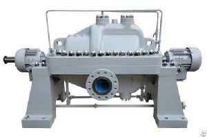 Api610 Bb3 Axially Split Volute Horizontal Multi-stage Centrifugal Pump