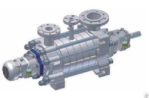 api610 bb4 multistage pressure pump bfp