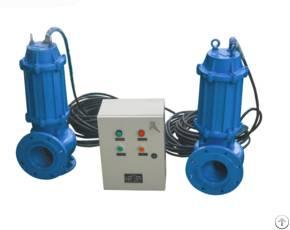 wq submersible sewage pump