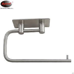 hyland stainless steel pipe toilet tissue holder