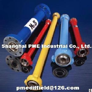petroleum drilling straight pipe assy