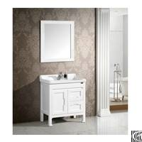 High Temperature-proof Pvc Bathroom Cabinet