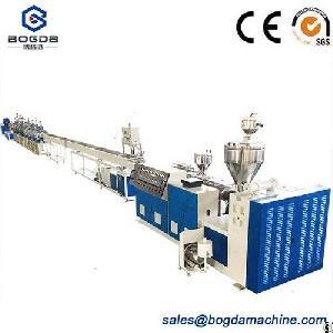 manufacture ps foam frame extrusion profile machine