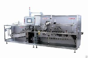 High Speed Blister Packing And Cartoning Machine