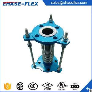 expansion connector pipe fitting corrugated joint pipeline