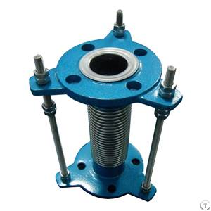 Stainless Steel Axial Expansion Bellows Joint