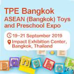 Asean Bangkok Toys And Preschool Expo 2019