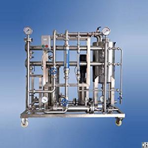 membrane machine lab pilot