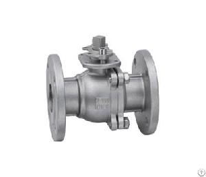 api flange stainless steel ball valve