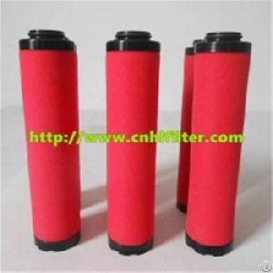 oil gas separation filter coalescer element