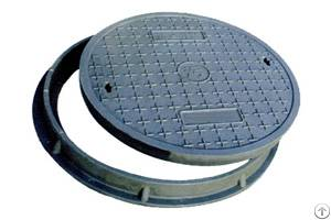 Manhole Cover And Frame, Iron Castings