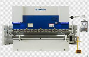 Cnc Hydraulic Brake Press Machine Australia With Mechanical Compensation