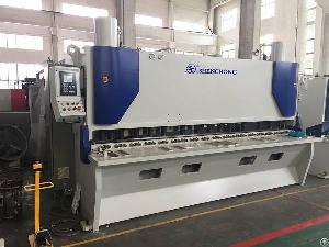 cnc hydraulic plate shearing machine canada 16�00mm