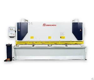 High Precision Cnc Hydraulic Guillotine Shearing Machine