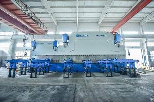 Industrial Heavy Duty Large Hydraulic Cnc Press Brake Sheet Metal Bending Machine