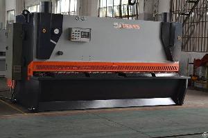 Metal Cnc Hydraulic Plate Shears Germany
