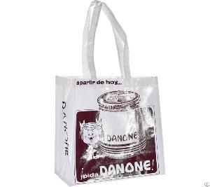 laminated non woven shopping bag