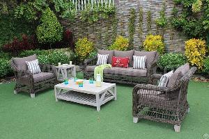 outdoor five wicker sofa rasf 121 5
