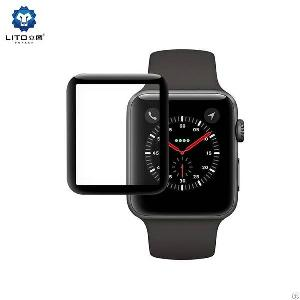 iwatch tempered glass covered screen protector 38mm 42mm