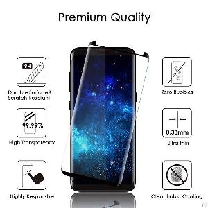 samsung galaxy s8 plus coverage tempered glass screen protector