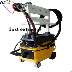 dust extractor portable vacuum cleaner sample durable collector