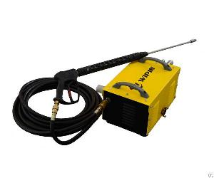 Hydraulic Cleaning Machines Road And Bridge Maintenance / Portable High Pressure Washer