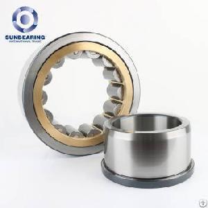 Sun Bearing Cylindrical Roller Bearing Nj424m 120 310 42mm Stainless Steel