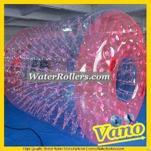 water roller inflatable wheel walker bubble hamster zorb roll ball waterrollers