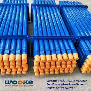 api standerd seamless steel drill pipe water rod