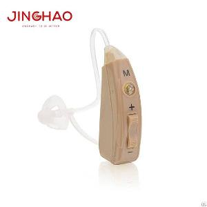 jh 351o bte fm open fit rechargeable hearing aid amplifier