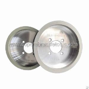Vitrified Bond Diamond Grinding Wheel For Pcd Pcbn Pdc