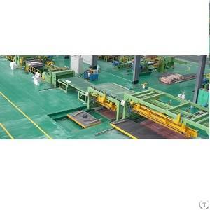 steel sheet slitting machine