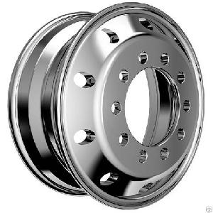 Casting Low Pressure Aluminum Alloy Wheels
