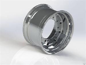 Casting Low Pressure Aluminum Alloy Wheels Supplier
