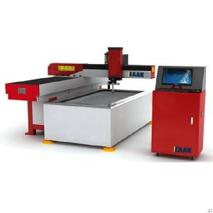 China Eaak Cnc Waterjet Cutter For Cutting Marble Parquet