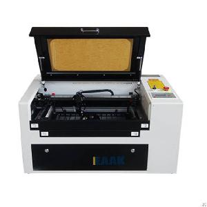 Desktop Co2 Laser Engraving Machine For Wood Glass Stone Acrylic