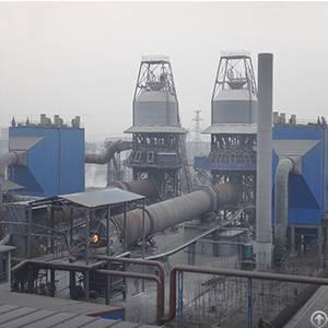 cement plant equipment