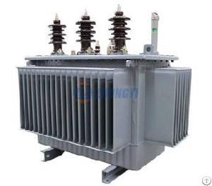 S B H15-m Series Sealed Amorphous Alloy Power Transformer