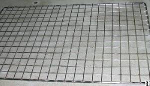 stainless steel food dehydrator welded wire mesh trays