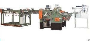 Plywood Core Veneer Splicer Composer Jointing Machine
