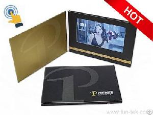 a5 customized 7 0 ips screen video brochure vgc 070 media